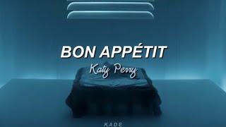 Katy Perry - Bon Appétit「Sub Español」