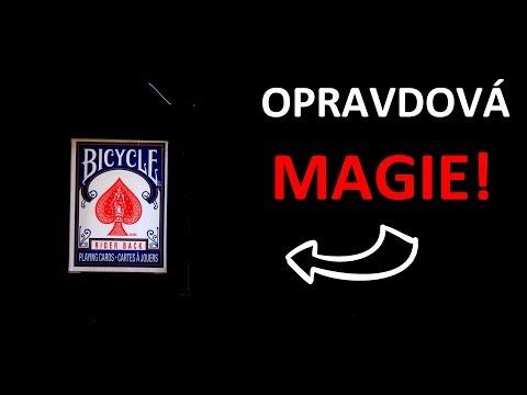 SKUTEČNÁ MAGIE! | Objevení jakéhokoliv předmětu!