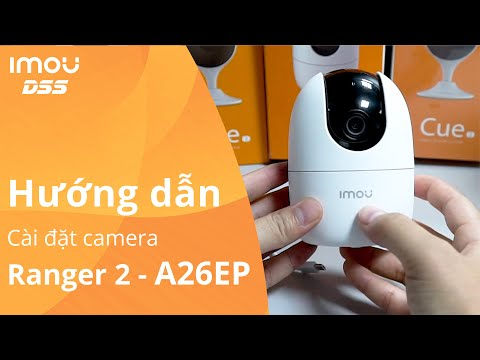 CAMERA IP WIFI DH-IPC-A22P