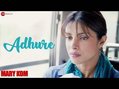 Adhure (OST by Sunidhi Chauhan)