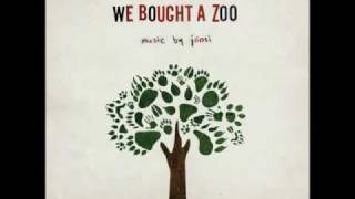 "We bought the zoo OST ""Gathering Stories"" by Jónsi"