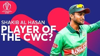 """Shakib - """"I've Never Looked Back""""   The Best Player Of The CWC?   ICC Cricket World Cup 2019"""