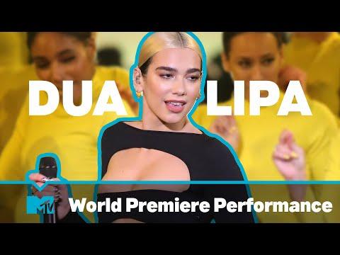 Dua Lipa 'Don't Start Now' Live   MTV EMA 2019