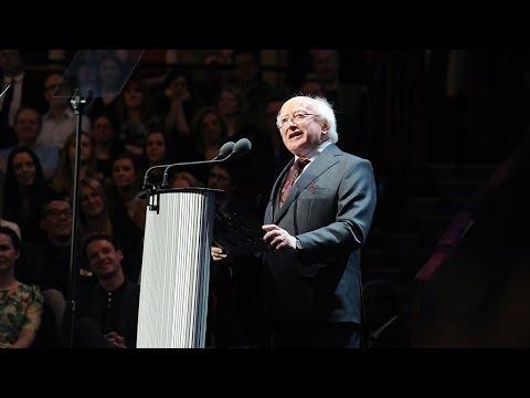 President Michael D Higgins Speech   Ceiliúradh