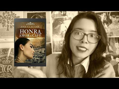 Conheça o conto Honra, Amor e Café | Ana Claudia | Kemiroxtv