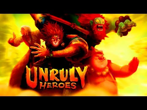 Датирован выход Unruly Heroes для PlayStation 4