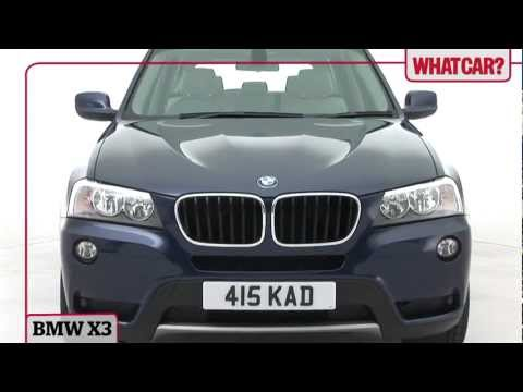BMW X3 SUV review - What Car?