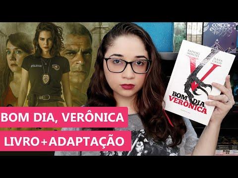 BOM DIA, VERÔNICA - Raphael Montes e Ilana Casoy: Livro e série da Netflix ?? | Biblioteca da Rô