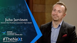 Juha Jarvinen Talks About How Airlines Use Technology To Improve Customer Experience || NTLF 2019