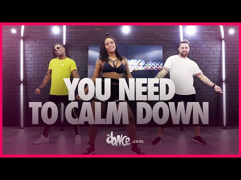 You Need to Calm Down - Taylor Swift   FitDance TV (Coreografia Oficial)