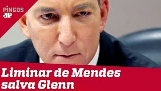 Liminar de Gilmar Mendes salva Glenn