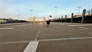 FPV Drone Session Skating   MaxxCue