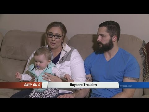 Parents Say Baby Abused At Daycare