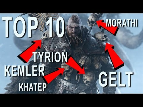Top 10 Total War Warhammer 2 Legendary Lord Defeat Traits