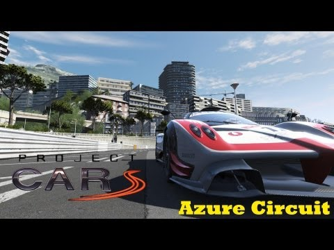 Project CARS Trailer - Beauty Of Azure Circuit (HD 1080p)