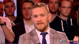 UFC Beyond The Octagon 21st Oct 2014 - Conor McGregor
