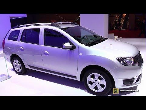 Renault Logan Mcv Универсал класса B - рекламное видео 2