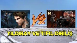 YENİ GELEN BARBAROS VE YILDIRAY KARAKTERİ VS TIFIL DİRİLİŞLER ! (Wolfteam)