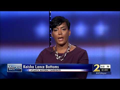 Atlanta Mayor Race: Dealing with mental illness