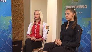 Эксклюзивное интервью. Яна Кудрявцева и Маргарита Мамун
