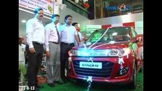 Maruti Suzuki WagonR Stingray Launch