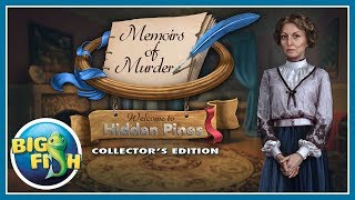 Memoirs of Murder: Welcome to Hidden Pines Collector's Edition video