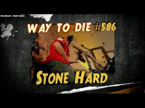 1000 Ways To Die #586 Stone Hard (German Version)