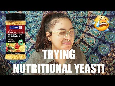 mp4 Nutritional Yeast Taste Test, download Nutritional Yeast Taste Test video klip Nutritional Yeast Taste Test