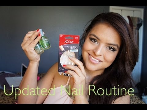 Video HOW TO: grow your nails after acrylics (UPDATED)   MissTatianaMarie