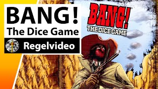 BANG! The Dice Game - Regeln & Beispielrunde