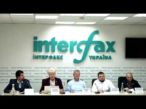 Press conference on launch of mass study among victims of negative impact of red sludge in Mykolaiv region