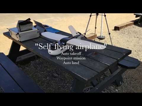 self-flying-airplane