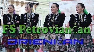 preview picture of video 'FS Petroviančan, Fašiangovanie Prešov'