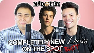"Shawn Mendes   ""If I Can't Have You"" MadLibs Cover (LIVE ONE TAKE)"