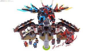 LEGO Ninjago Dragon's Forge review 🐉 70627