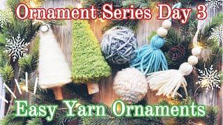 DIY Christmas Ornaments    Christmas Ornament Series 2019, Day 3