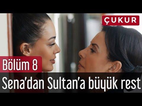 Çukur 8. Bölüm - Sena dan Sultan a Büyük Rest