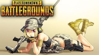 Стрим Азазеля - Аниме Сквад (PlayerUnknown's Battlegrounds)