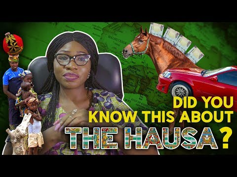 Top 5 facts you didn't know about the Hausa people | Legit TV