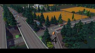 [FR ]Tuto Bretelles D'autoroutes Et Terraform Tool : Cities Skylines