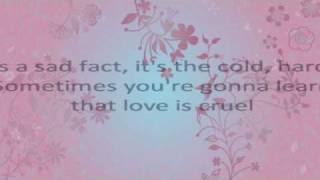 Josh Kelley - Unfair (with lyrics)