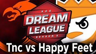 🔴 [Dota 2 EN LIVE ] TNc vs Happy Feet Live, DreamLeague 8 Live, Happy Feet vs Tnc Live
