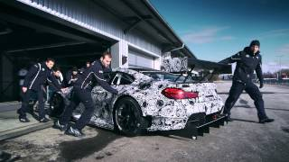 Making of... BMW M6 GT3 - BMW Motorsport