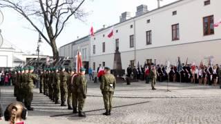Obchody Narodowego Święta Niepodległości, listopad 2014 w Krośnie