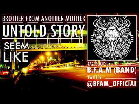 B F A M  UNTOLD STORY (official lyric)