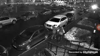 """""""Как Джеки Чан"""": кемеровчанин повредил чужие автомобили"""