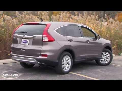 2015 Honda CR-V Review