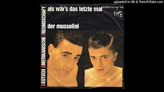 """DAF - Als Wär's Das Letze Mal [Original 7"""" Version '81]"""