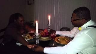 DJ THUMP SURPRISES HIS WIFE ANGEL FOR HER BIRTHDAY 2015