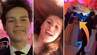 Mackenzie SHOWS UP At Annie & Hayden's Prom Night   FULL VIDEO
